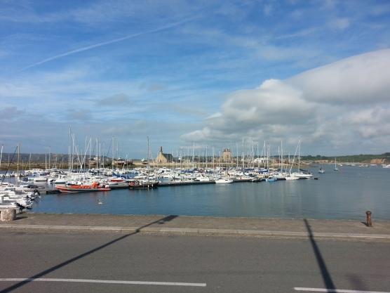 Camaret Harbour