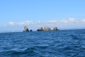 Rocks off the Pointe de Touliguet