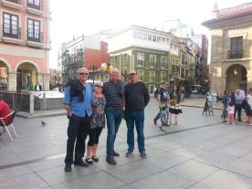 Mike, Julie, Chris & Bert