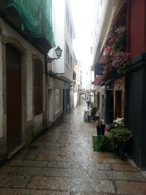 Back Streets of Viveiro