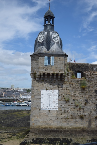 Clock Tower Concarneau