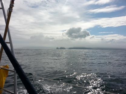 Coastline near Corme