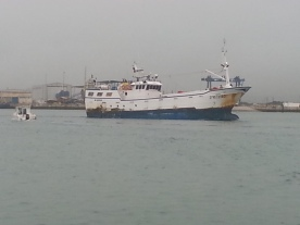 Fishing boat Peniche