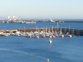 The Yacht Harbour, Sines