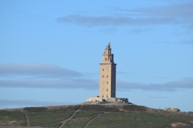 Tower of Hercules, Coruna