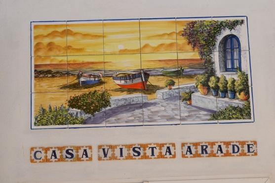 Wall Tiles, Ferrugado