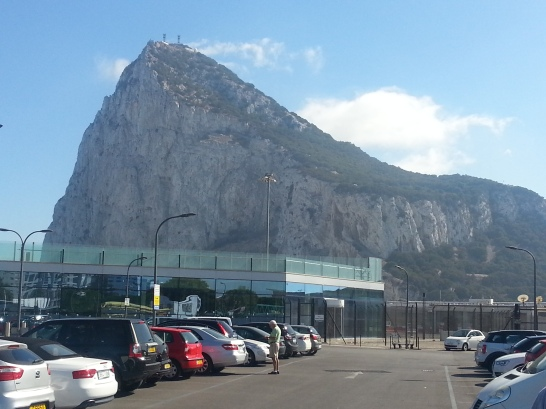 The Rock from the Airport