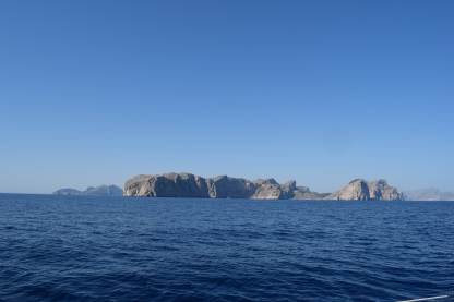 Rocky NE tip of Mallorca