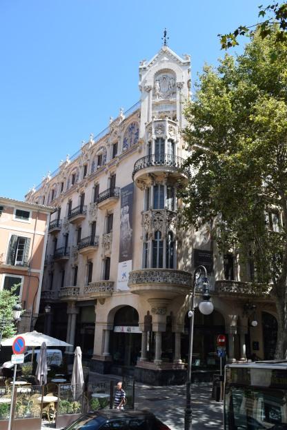 Interesting Palma Architecture