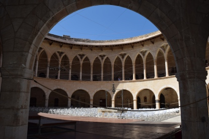 Central Courtyard Auditorium
